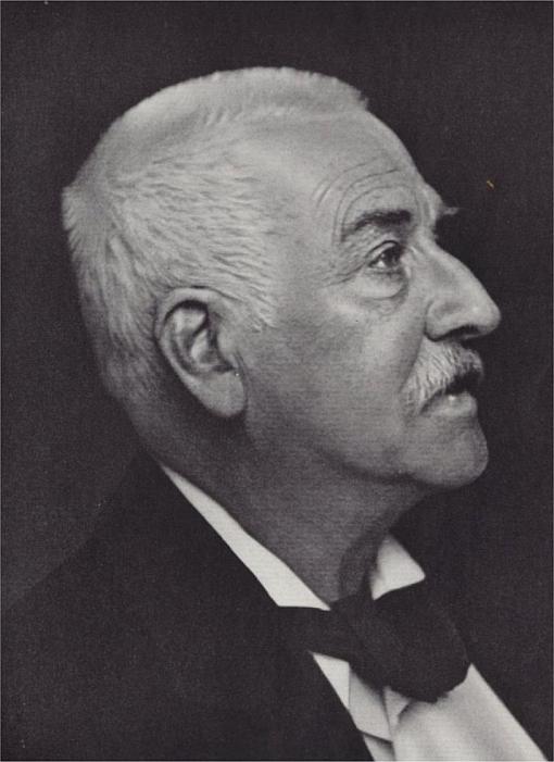 Der Basler Kulturhistoriker Jakob Christoph Burckhardt. - Burckhardt